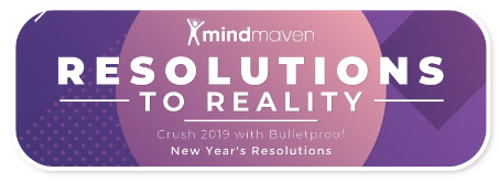 Purple Button for Resolutions to Reality Online Course