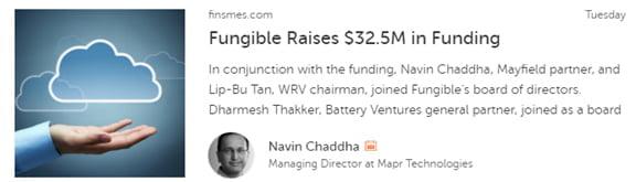 Accompany: Funding news