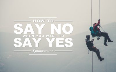 How to Say No (When You Want to Say Yes)