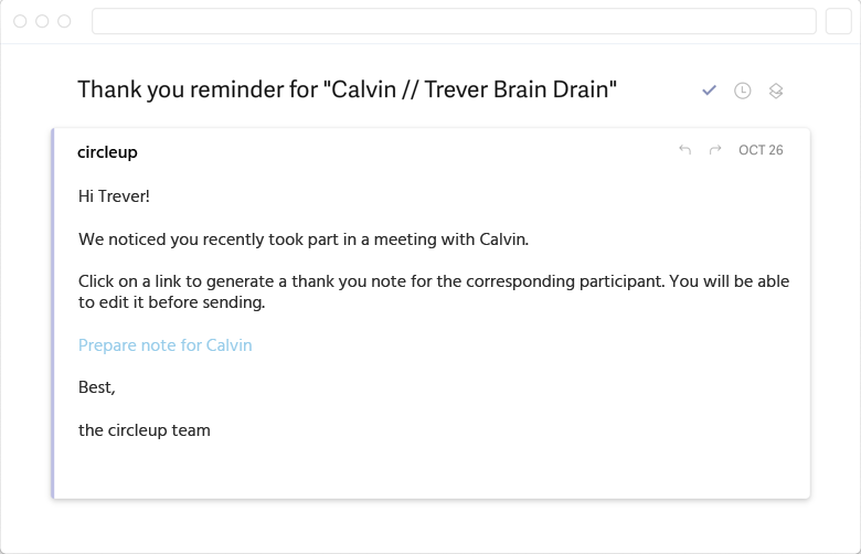 How to Write & Automate Great Follow-Up Emails After Meetings